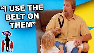 Supernanny Accuses Dad to be a Bully | Supernanny