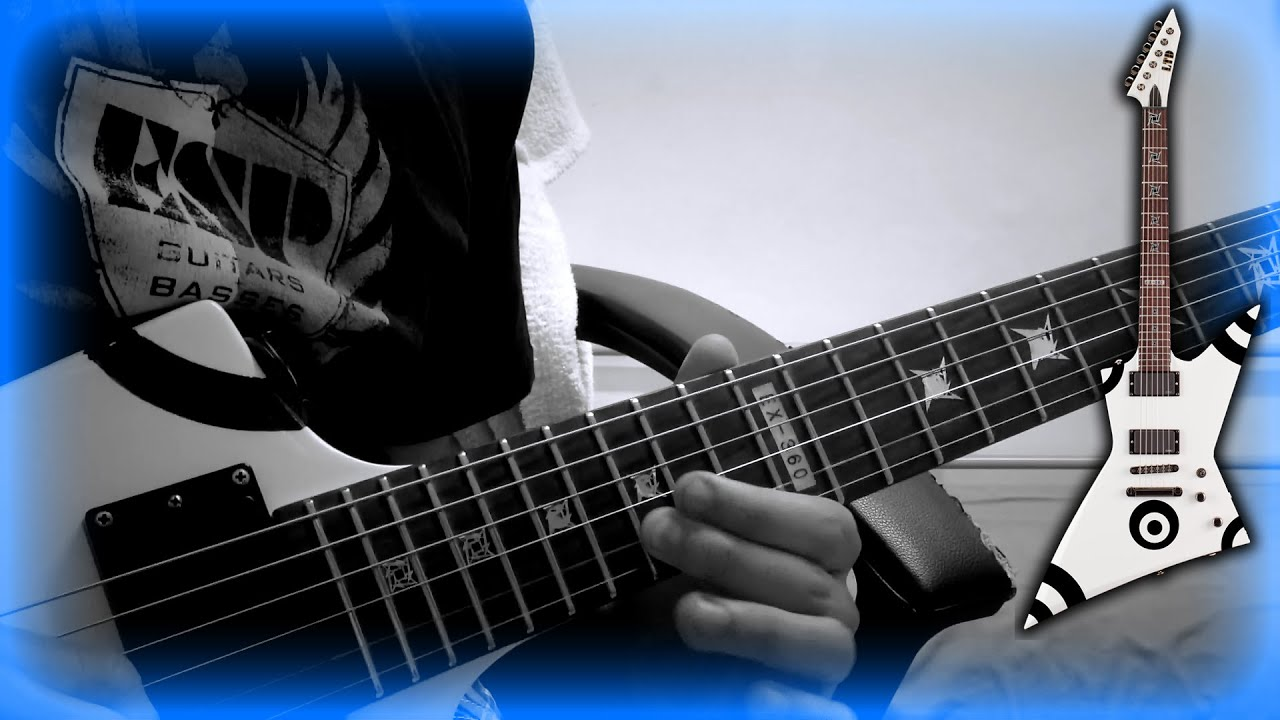 the godfather theme guitar solo full hd 1080p with loop