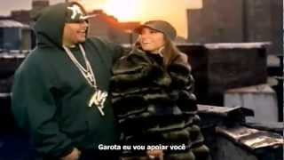 Jennifer Lopez (Feat Fat Joe) - Hold You Down - Tradução