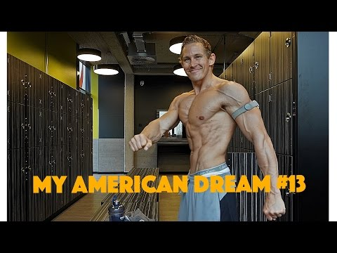 My American Dream #13 - Full Day of Eating / aktuelle Macros / mehr Cardio mehr Essen / Push Day