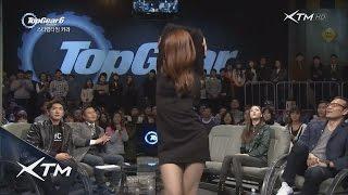 탑기코 3MC 올킬한 구하라&한승연의 댄스타임! 탑기어코리아 시즌6 7화