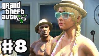 Grand Theft Auto 5 - Gameplay Walkthrough Part 8 - Daddy
