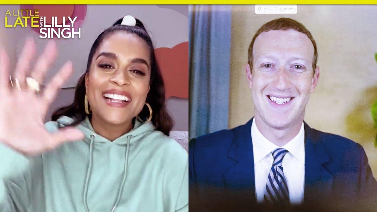 Reassuring Mark Zuckerberg That He Has Friends