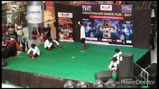dancing crew korba c.g. dance plus semi fainal
