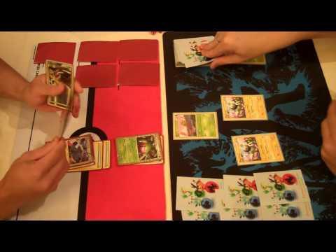 Pokemon Trading Card Game Match: JWittz vs. National Champion Part 1