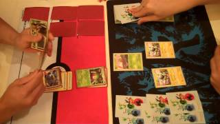 Pokemon Trading Card Game Match: JWittz vs. National Champion Part 1