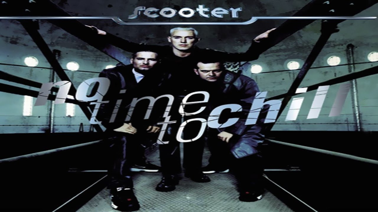 Скачать scooter no time to chill (1998) [flac|lossless|image +.