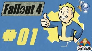 Fallout 4 - Gameplay ITA - Walkthrough #01 - Inizia l