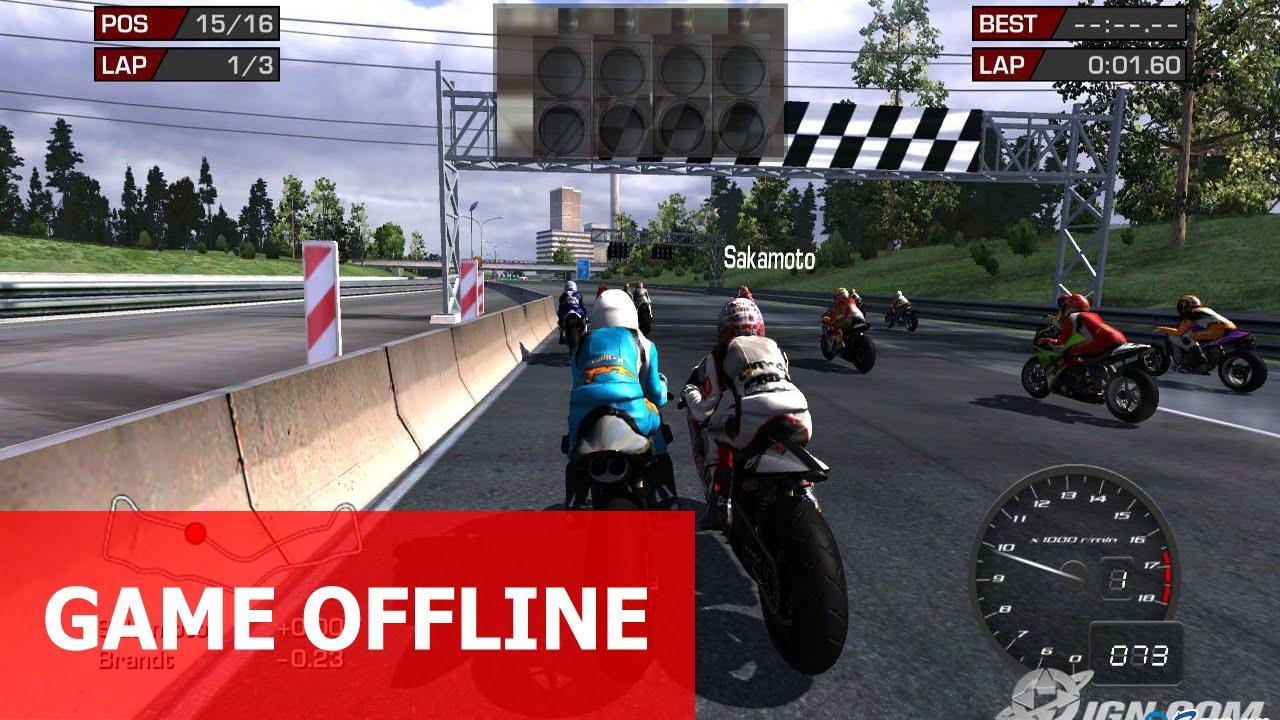 Cung Chơi Motogp 2 Game đua Xe Moto Offline 3d Youtube