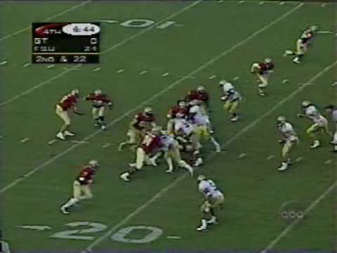 E.G. Green vs. Ga Tech 1997