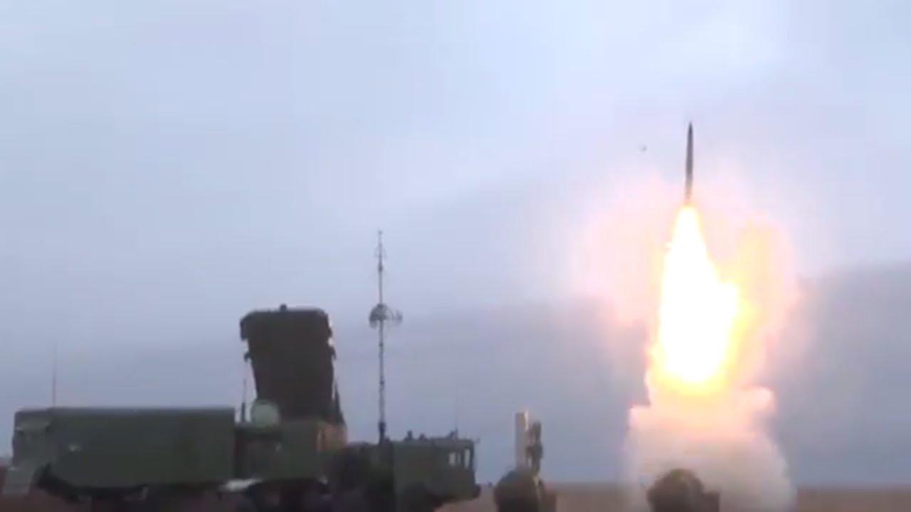 Турецкая Star gazete: Комплекс С-400 «Триумф» поразил гиперзвуковую ракету