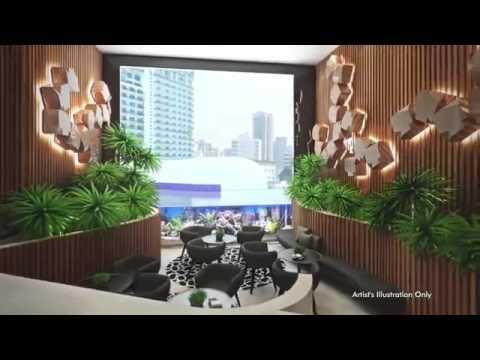 Novotel Suites Manila 3D Walkthrough