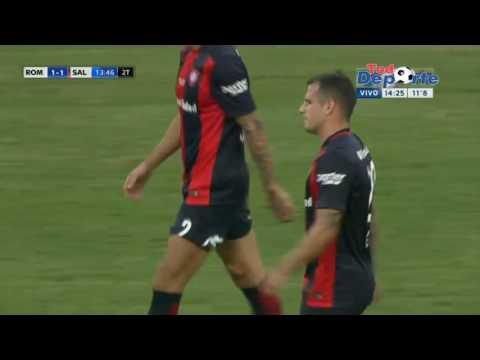 Francesco Totti vs San Lorenzo (03/09/2016)