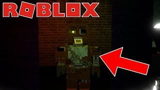 How To Get The Chained Chica Badge in Roblox FNAF RP! Roblox FNAF UPDATE!