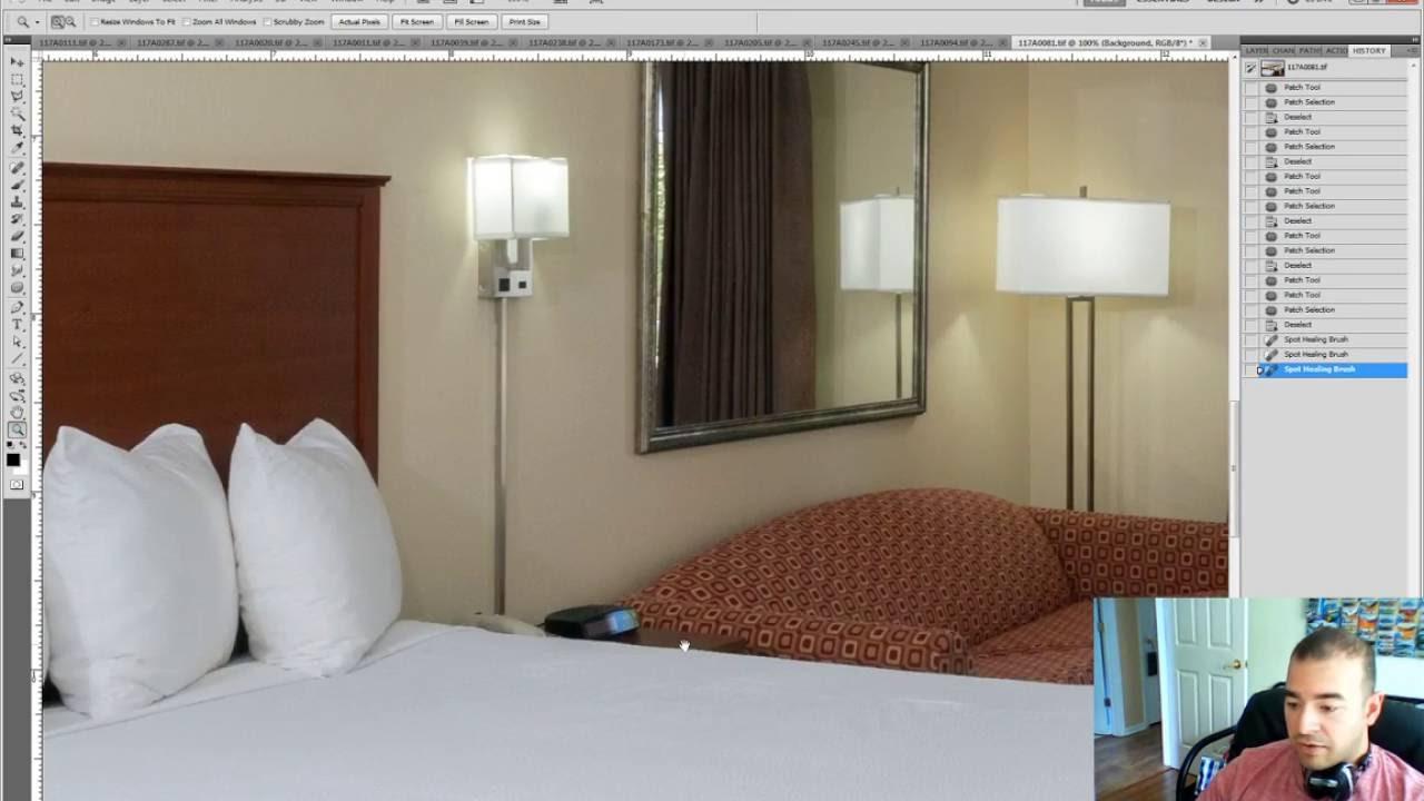 Photoshop Interiors Photo Editing And Retouching Class Youtube
