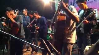 Gajah Kupu-Kupu - Den Basito cover Brandal Rencong (reggae-keroncong)