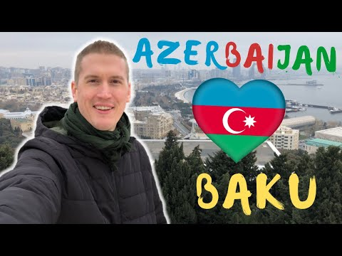 Amazing Azerbaijan: Why I fell in love with Baku!