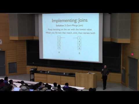 CSE562-2015-Lecture 14-Join Algorithms