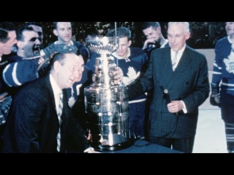 Memories: Dave Keon scores two shorthanded goals