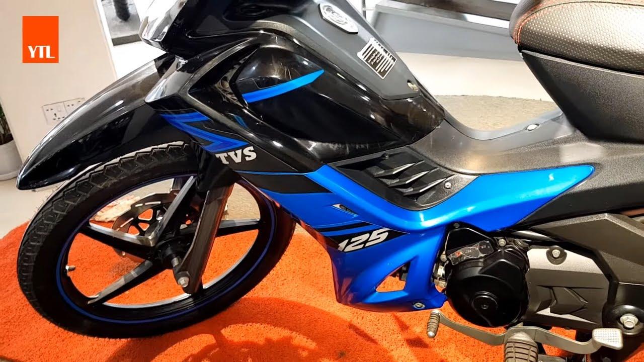 TVS Rockz 125 - Most Populer - Moto-Scooter information 2020