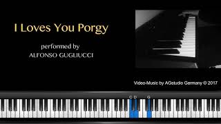 I Loves You, Porgy - jazz piano
