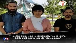 En Iran, du blanc pour dire non au voile obligatoire