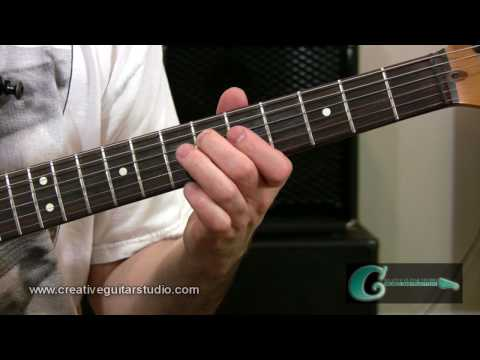 Guitar Lesson: Jazz Blues Soloing