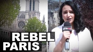 Notre Dame Cathedral Fire: Suspicion After Hundreds of French Churches Vandalized | Martina Markota