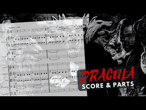 Bram Stoker's Dracula | Love Remembered | Orchestral Score & Parts mp3