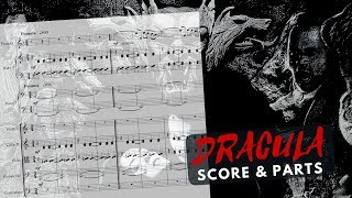 Bram Stoker's Dracula | Love Remembered | Orchestral Score & Parts