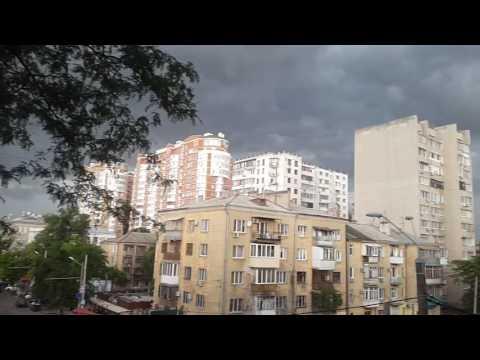 Creepy weather  odessa, ukraine, Одесса(Украина) , شاهد طقس غريب في اوكرانيا 2017