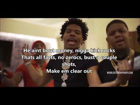 "Yella Beezy Ft. Lil Baby ""Up One""(LYRICS)"