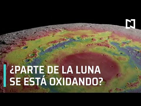 ¿La Luna se está oxidando? - Expreso de la Mañana