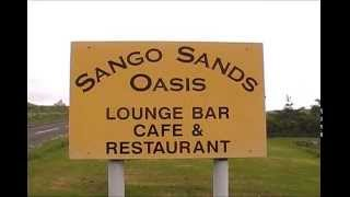 FREE CAMPING AT SANGO SANDS CAMPING SITE SCOTLAND FOR THE WINTER..