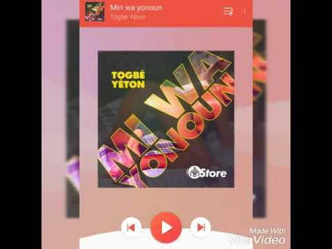 Togbè Yeton Mi Wa Yonou  Clip Audio Officiel By #de_morgan