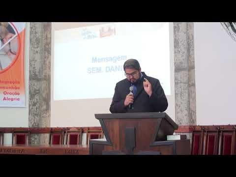 O pastor de nossas Vidas! Sem. Danilo Campos