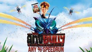 The Ant Bully Any% Speedrun(WR,2:03:31)