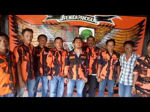 Polsek Sunggal : Pernyataan Pilkada Damai dari OKP Pemuda Pancasila Medan Selayang