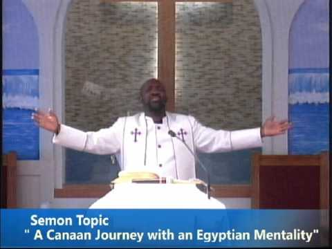 Rock Hill Baptist Church Moncks Corner SC/.A Canaan Journey with an Egyptian Mentality