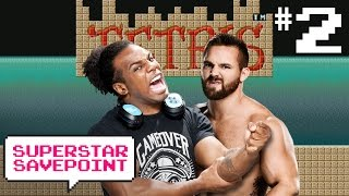 NXT's Dash Wilder lays claim to the Tetris World Championship! Pt. 2 — Superstar Savepoint