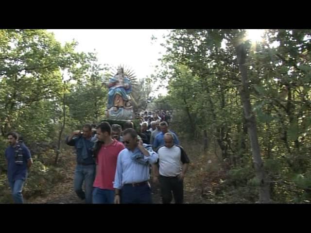 Gambatesa: ultima domenica di settembre la statua della Madonna viene riportata alla Cappella