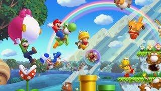 GameSpot Reviews - New Super Mario Bros. U