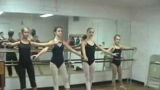 The Making of Ballet Production. Rehearsal #1
