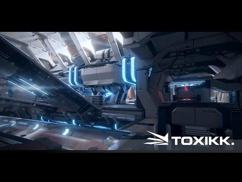 TOXIKK - Map Reveal: DEKK