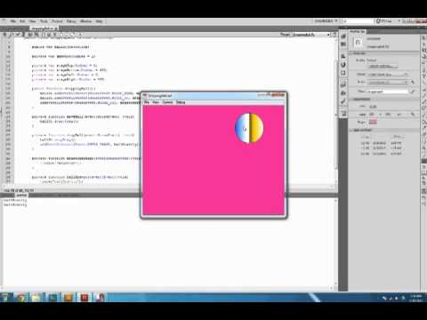 Video tutorial: create pinball games with actionscript 3   tech.