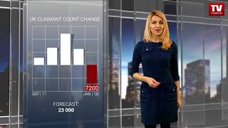 InstaForex tv news: UK report put GBP/USD under pressure  (21.02.2018)