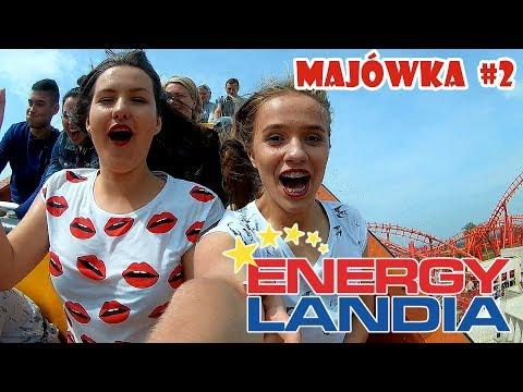 ENERGYLANDIA i Kraków    Majówka #2