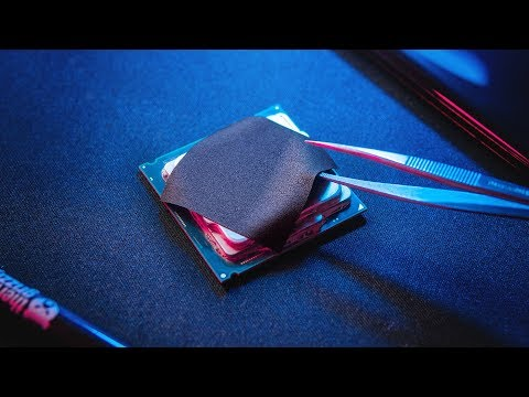 Saying Goodbye to Thermal Paste? Carbonaut Tested
