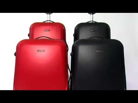 Tripp Luggage - Guide to Hard Luggage - YouTube