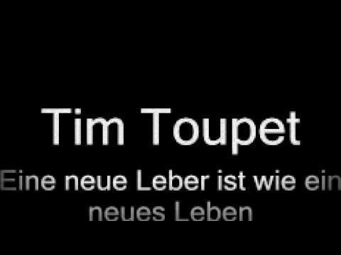 tim toupet eine neue leber ist wie ein neues leben youtube. Black Bedroom Furniture Sets. Home Design Ideas